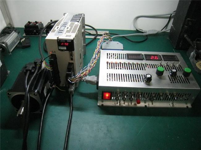 伺服驅動器維修